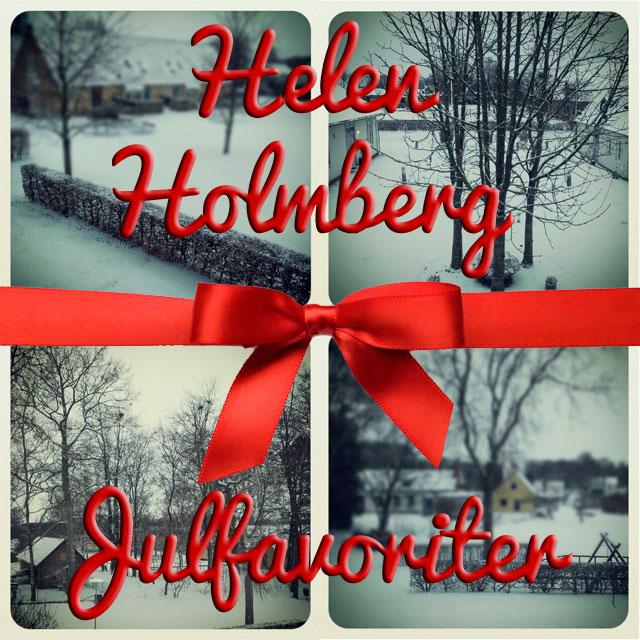 Mina - Helen Holmbergs julfavoriter, fina plagg för julen i plussize / större storlekar