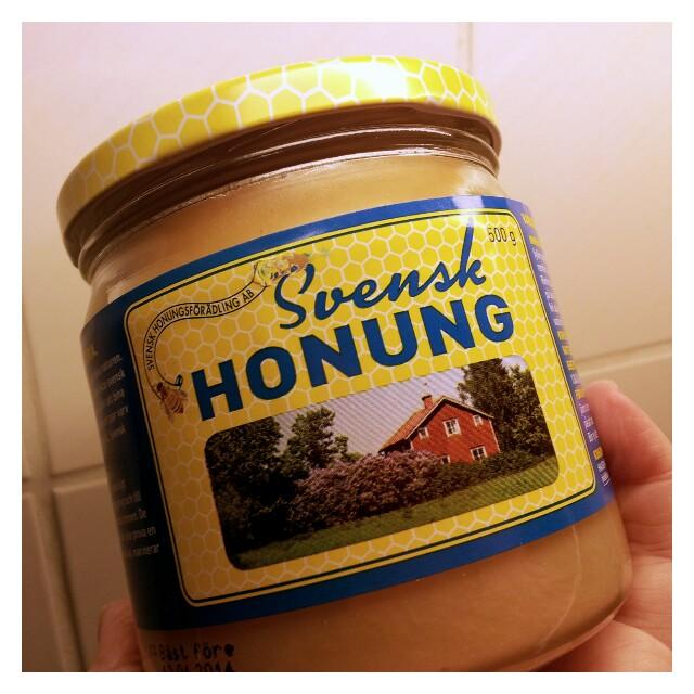 Svensk kvalitetsgaranterad honung från Mantorp