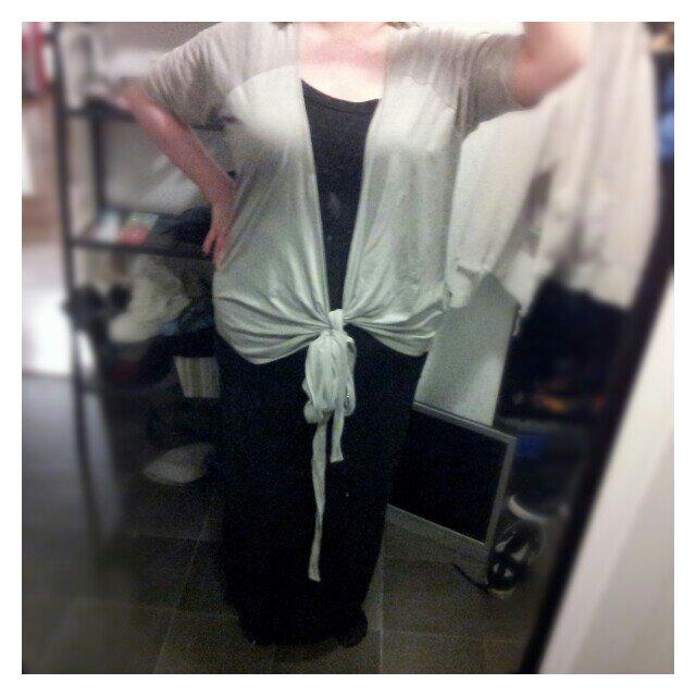 Svart ankellång klänning från Rut m.fl via Miinto.se