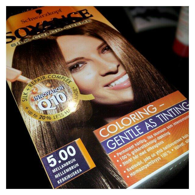 Hårfärg soyance mellanbrun 5.0