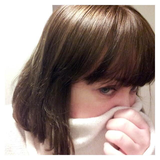 Nyfärgade håret Soyance mellanbrun 5.0 från Schwarzkopf,