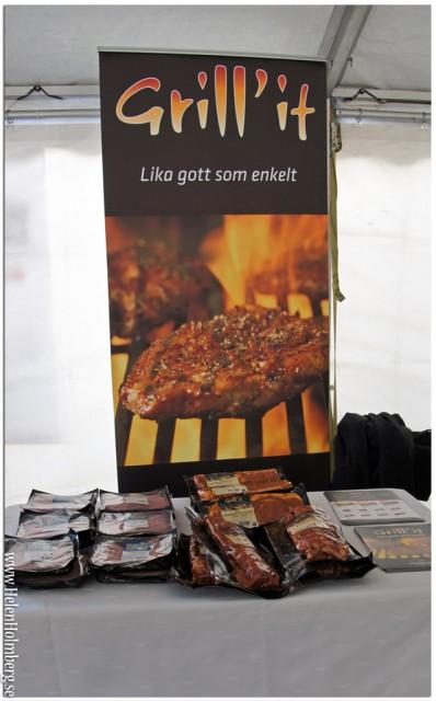 KLS Ugglarps visade upp sina nyheter för deras grillprodukt märke Grill´it