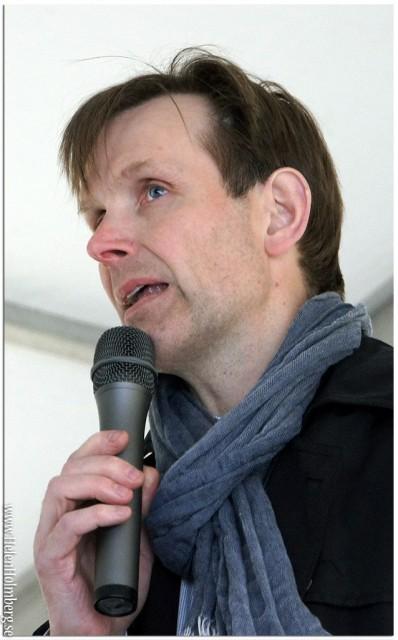 Kocken Melker Andersson pratade om nya tvprogrammet Grillmästarna som börjar på tv4 i sommar