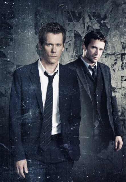 The Following med Kevin Bacon