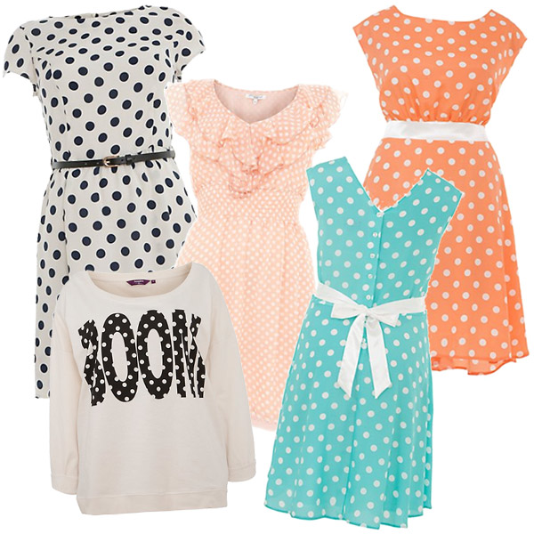 Prickiga klänningar och toppar från New Look