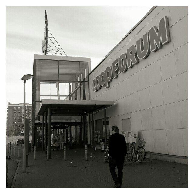 Burlövs köpcentrum