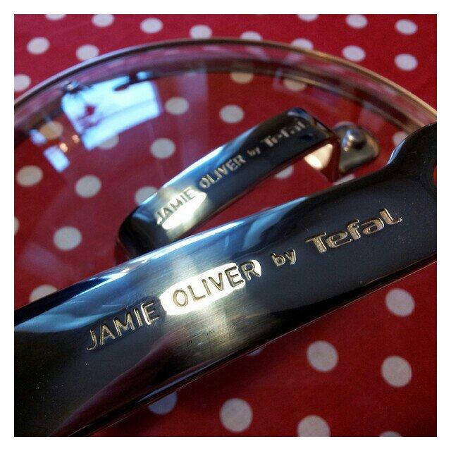 Tefals Jamie Oliver traktörpanna från Cervera