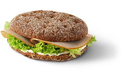 McDonalds nya frukost grova bullar