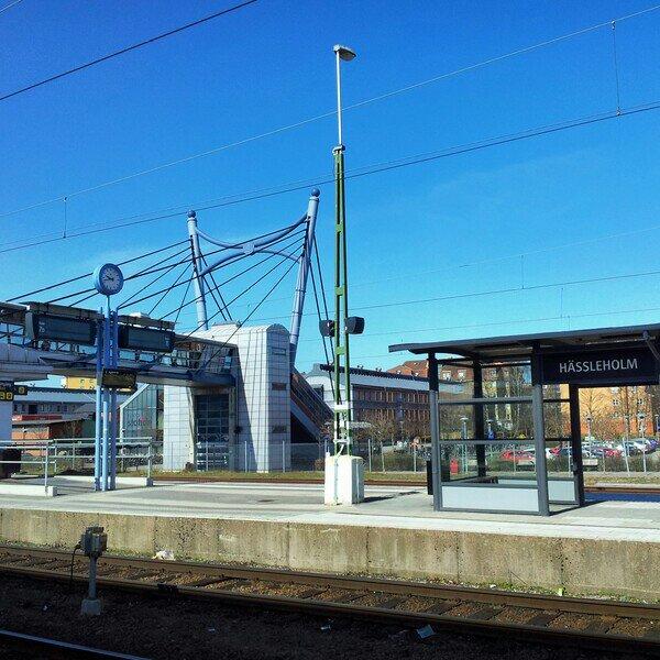 Hässleholm station
