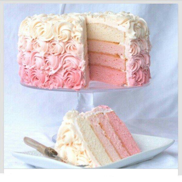 Pastelldröm i rosa toner