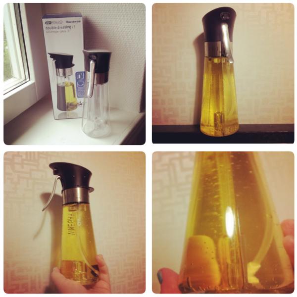 OBH Nordica olja & vinäger spray present från mamma och pappa