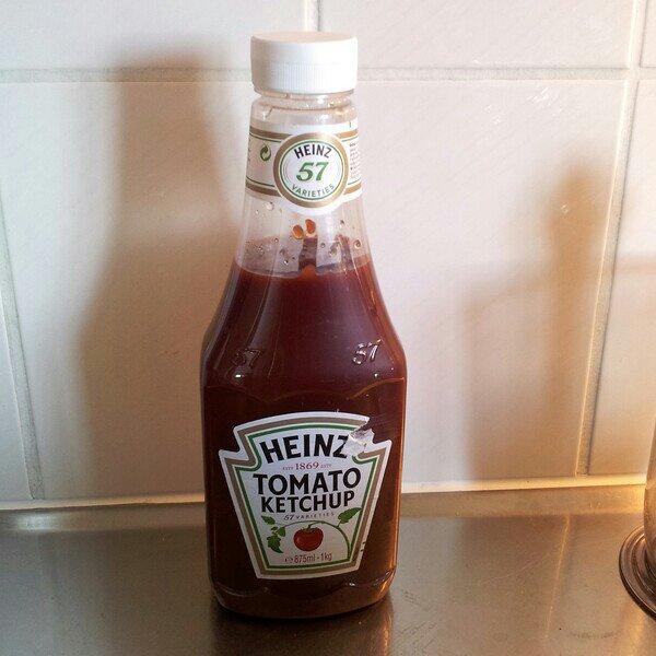 Hemkokt uncle Charles Maui-Licious® Marinade BBQ sauce