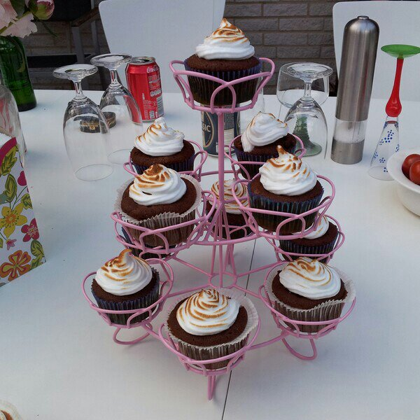Annsofies fina midsommarcupcakes