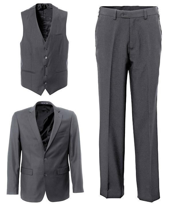 tredels kostym från bonprix