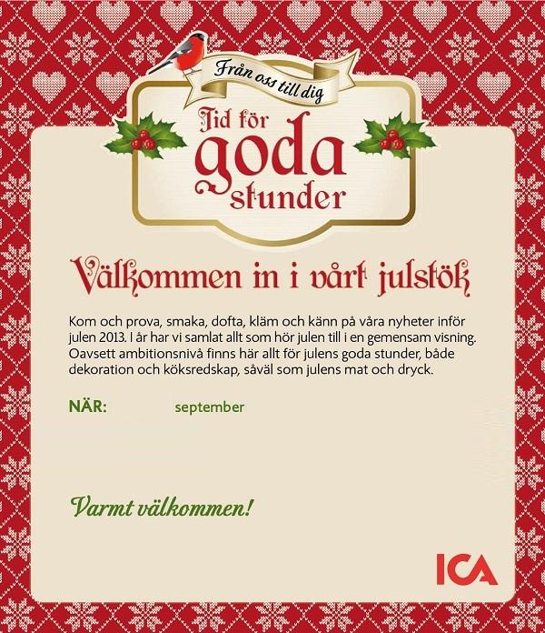 Inbjudan_ICA_Julen2013
