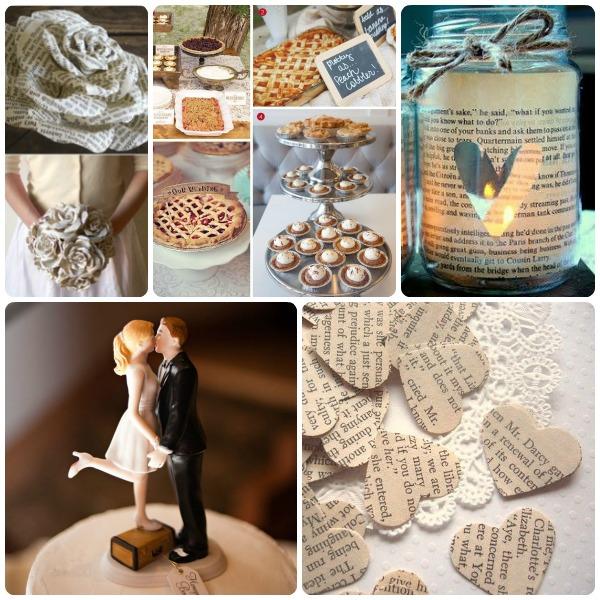 Bröllopsinspiration i pasteller