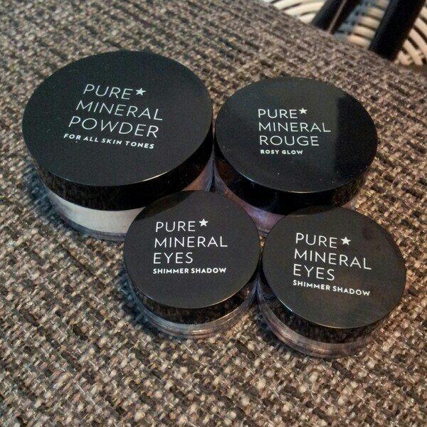 Prenumerationsgåva från Amelia pure mineral produkter