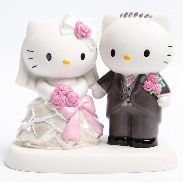Precious-Moments-x-Hello-Kitty-Wedding