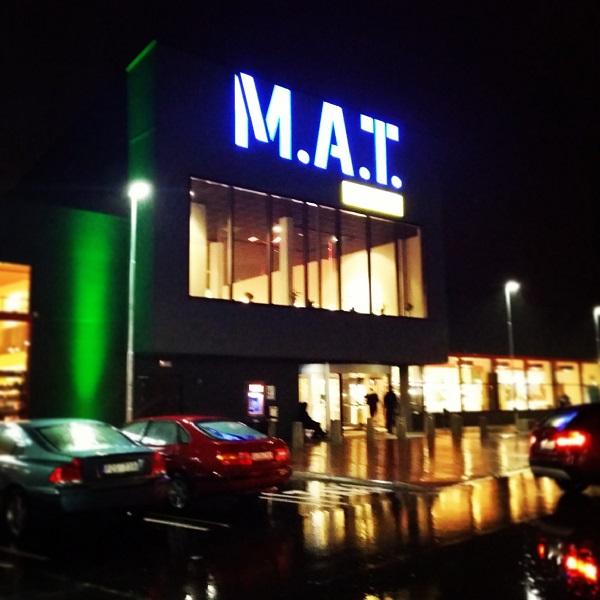 Citygross / Bergendahls Foods nya matkedja M.A.T i Helsingborg
