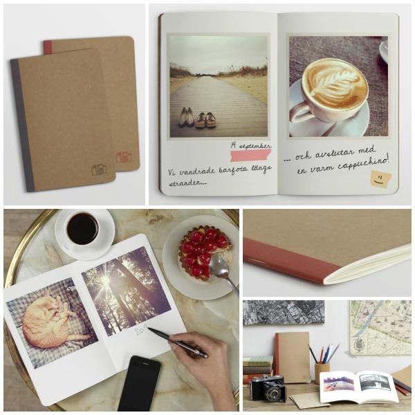 fotobok retro från photobox för instagram bilder