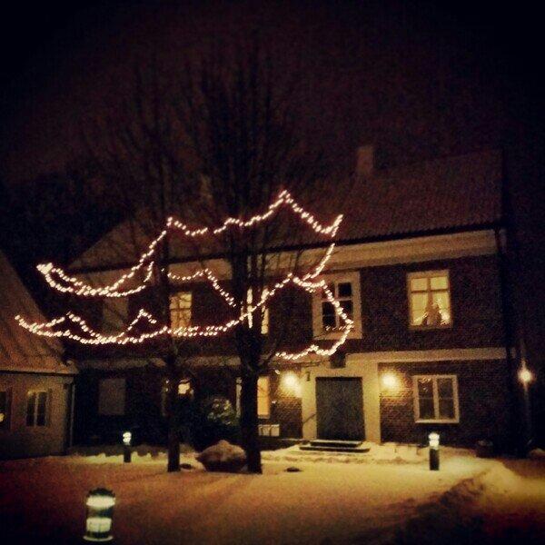 Gamla Tingshuset i Mörarp
