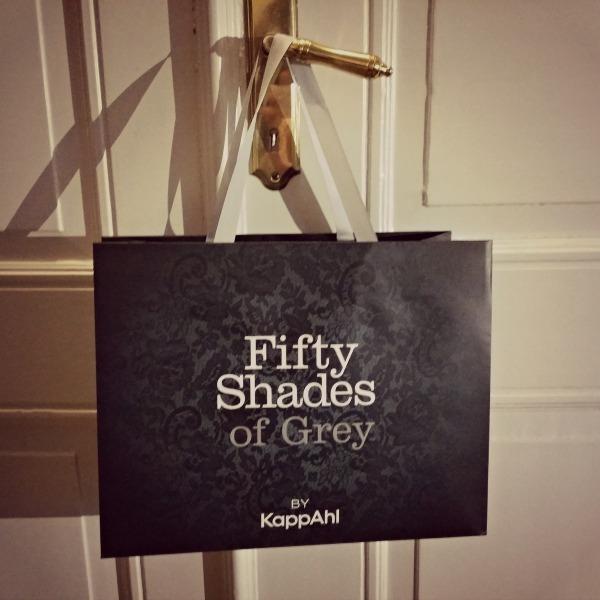 Underkläder från KappAhls Fifty Shades vårkollektion