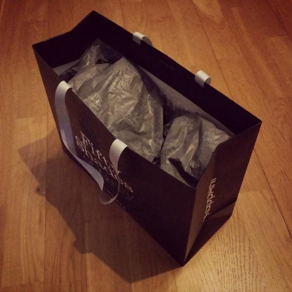 inköp från Fify shades vårkollektion från KappAhl