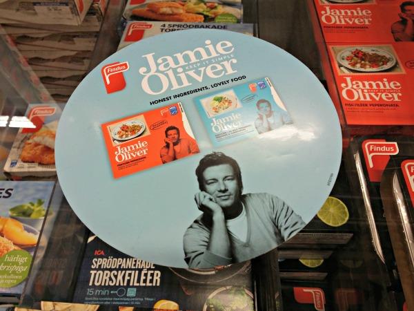 Jamie Oliver smaksätter findus fiskrätter