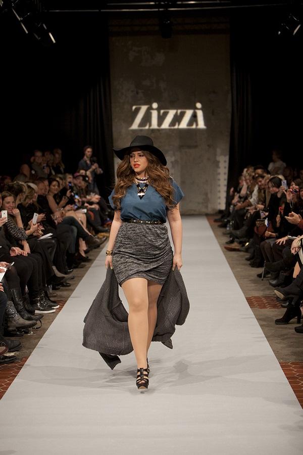 Denise Bidot - Zizzi - copenhagen fashion week 2014