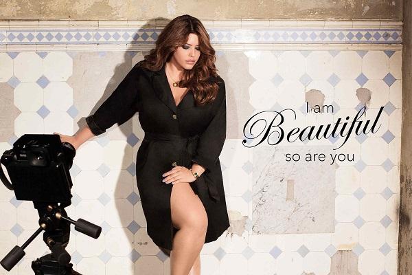 Denise Bidot - Zizzi - I am beautiful so are you