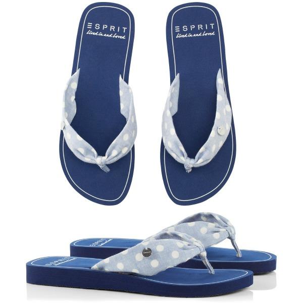 esprit-polkadots-sandal