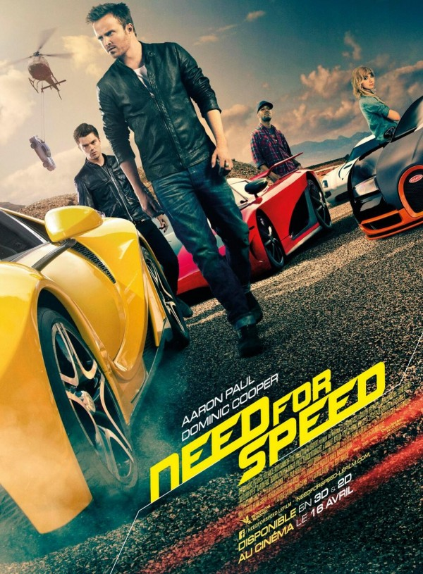 Need for Speed i 3D