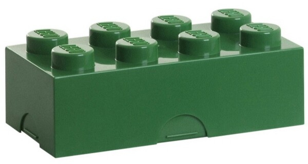LEGO Lunchlåda beställd för poäng på Middagshjälpen