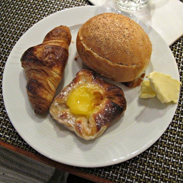 Lyxig söndagsfrukost på hotell Scandic Triangeln i Malmö