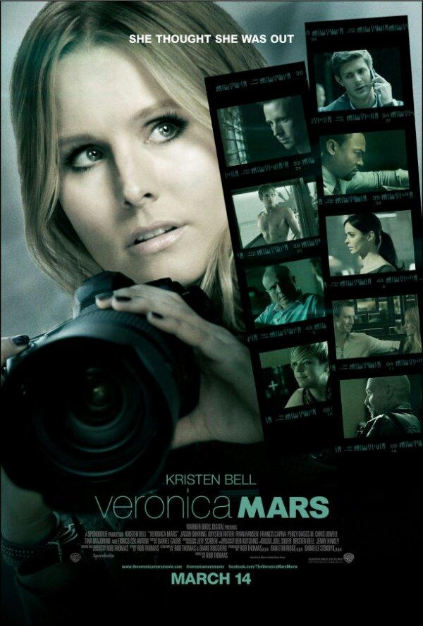 Veronica Mars 2014 filmposter