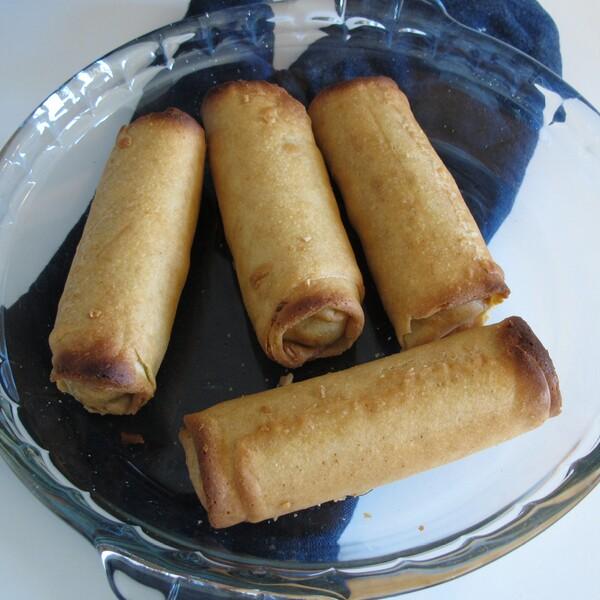 Torsdags middag Amigos burritos från Daloon