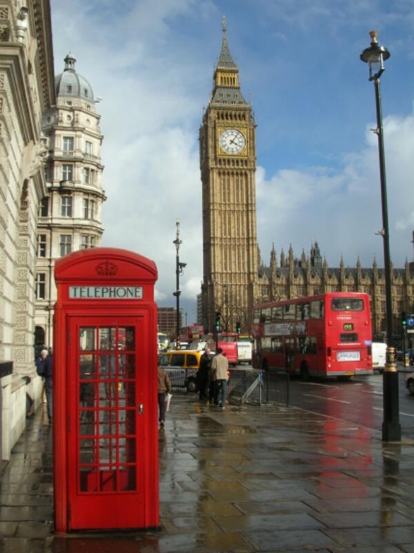 London juli 2014 resa