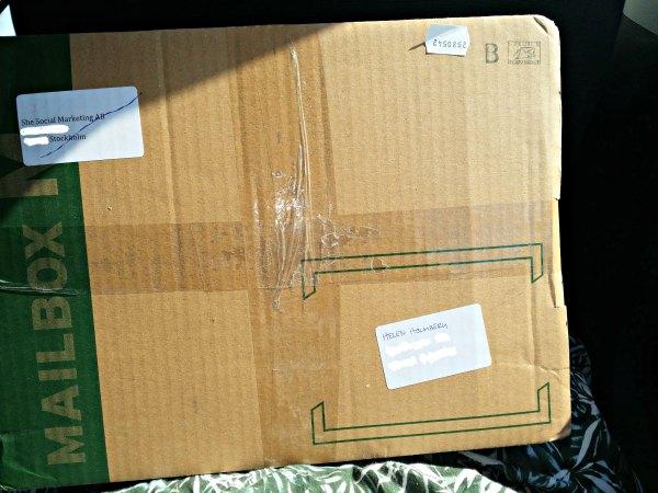 Paket från Lindahls