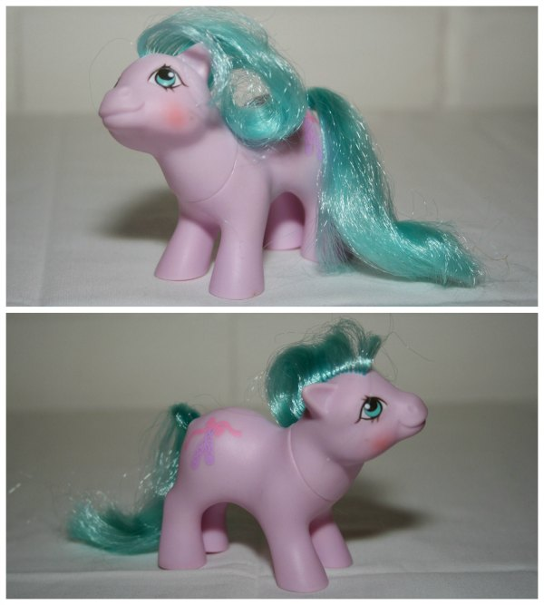 My little pony - Baby Half-Note-blogg