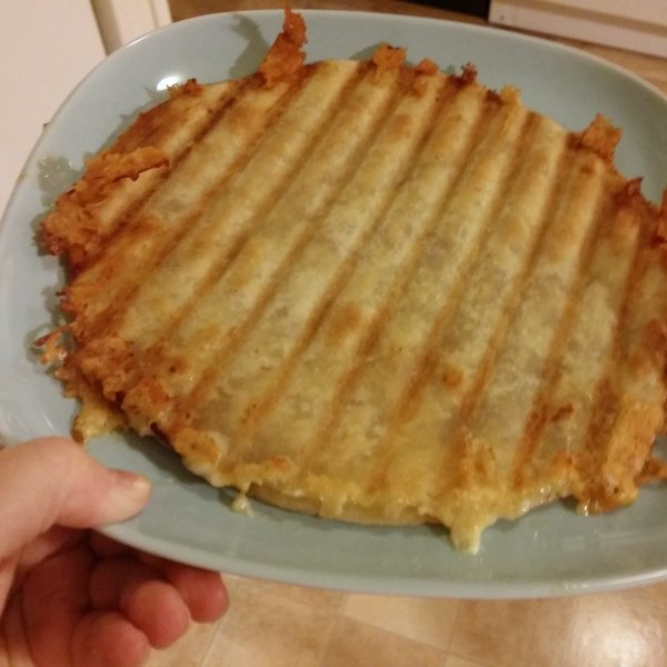 glutenfri quesedillas
