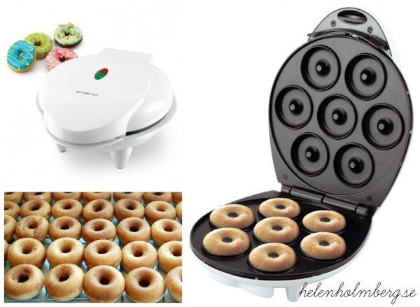 Mini donut maker från roliga prylar