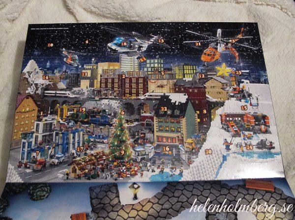 Lego City Kalender 2014