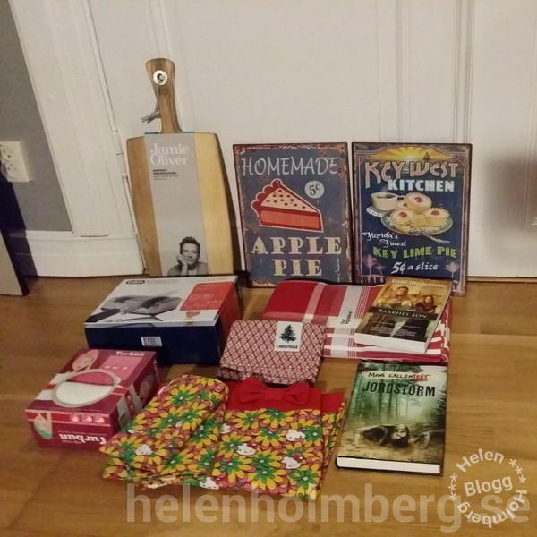 Våra julklappar 2014