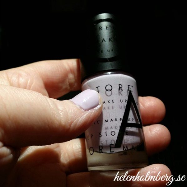 Make Up Store nagellack Clarissa från Glossybox december