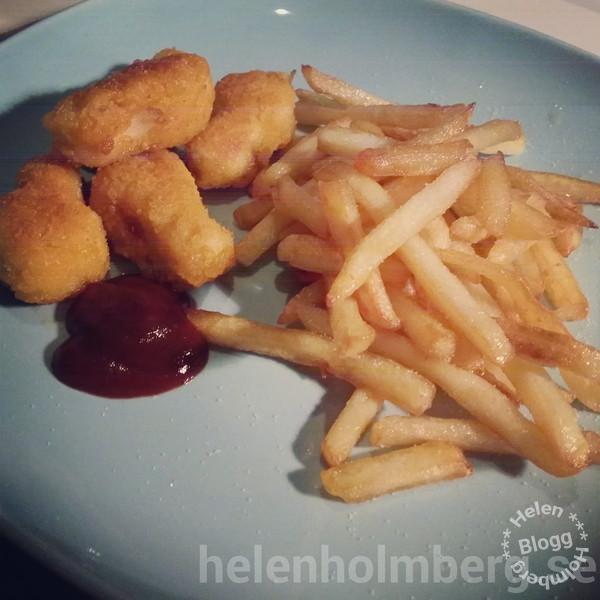 Fredag 2/1 #middag #kronfågel #svenskfågel #kyckling