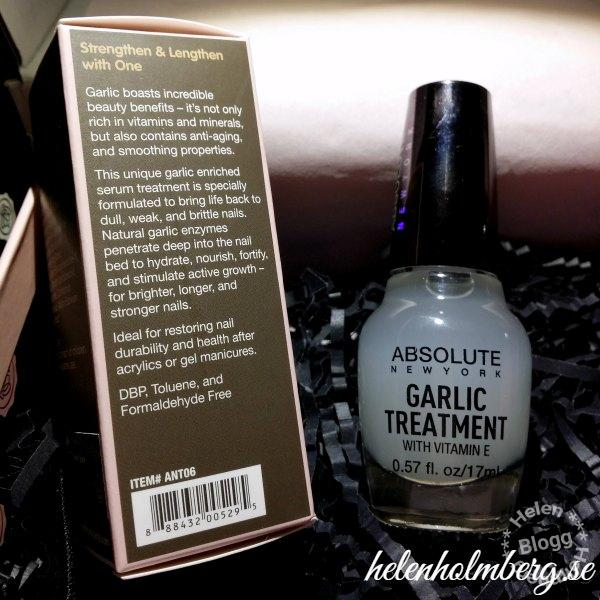 Absolute New York - Garlic Nail Treatment