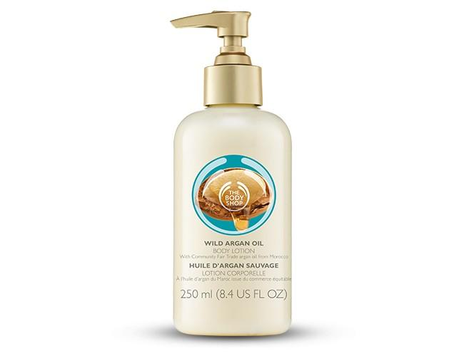 WILD ARGAN OIL BODY LOTION 250ML