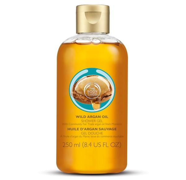WILD ARGAN OIL SHOWER GEL 250ML