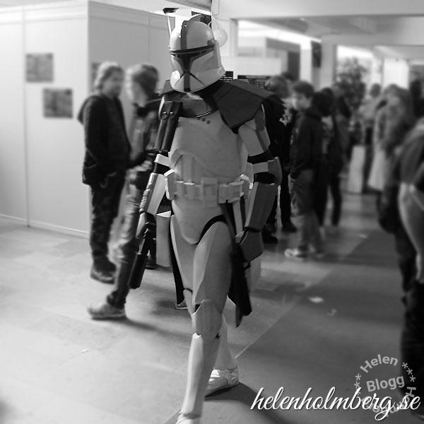 Scifiworld mässa Malmö 2015