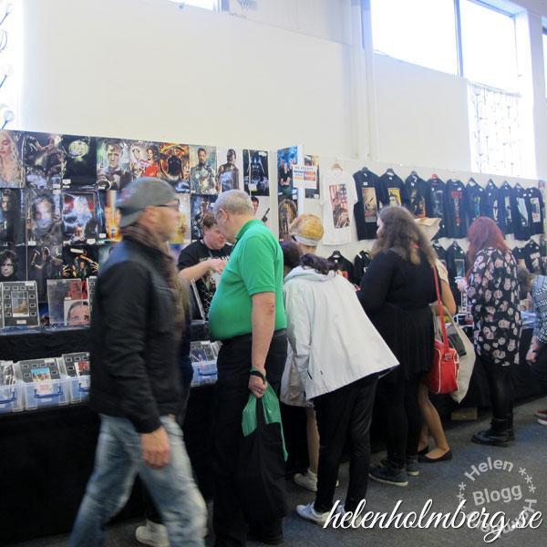 ScifiWorld Malmö mässa 2015
